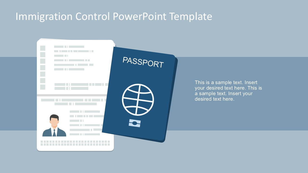Immigration Auuthentication Template