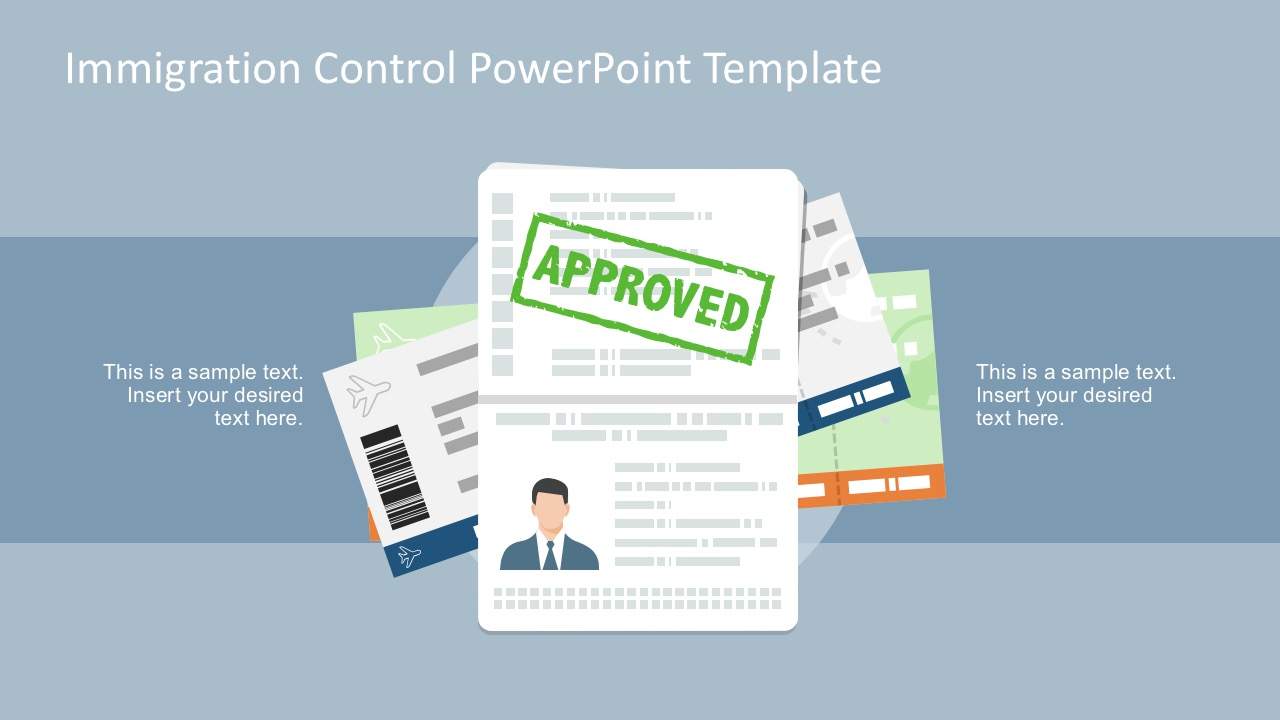 passport approval powerpoint slides