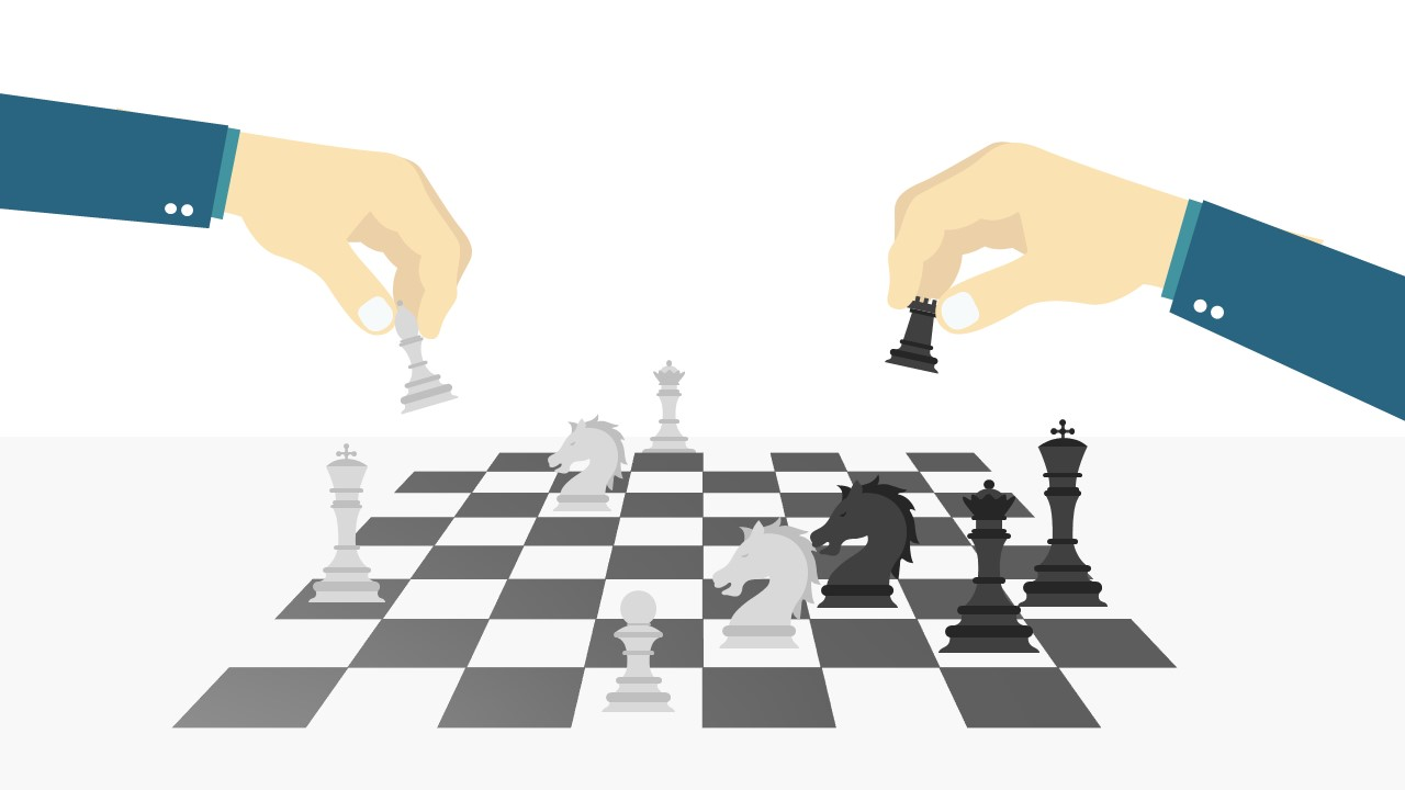 Decision Making PowerPoint of Chess Game