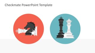 PowerPoint of Chess Piece Icons