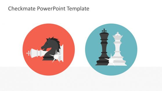 Circular Icon Slide for Chess Pieces