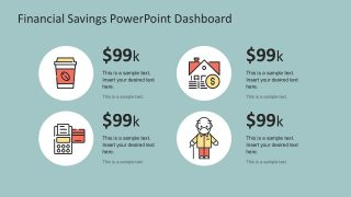 Personal Money Savings PowerPoint Themes