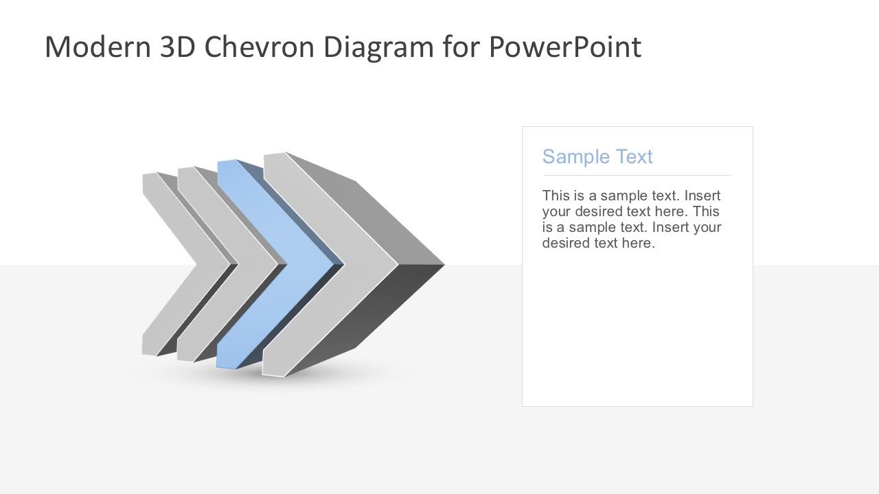 chevrons in powerpoint