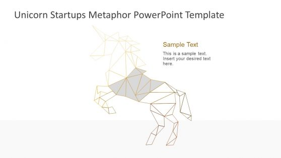 Creative Polygon Style PowerPoint Shapes