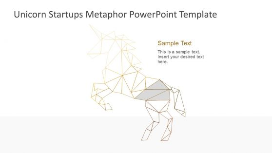 Metaphor PowerPoint Template for Startups