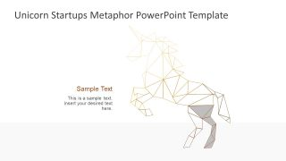 PowerPoint Business Model Presentation for Startups