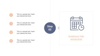 Interview Process Layout Template