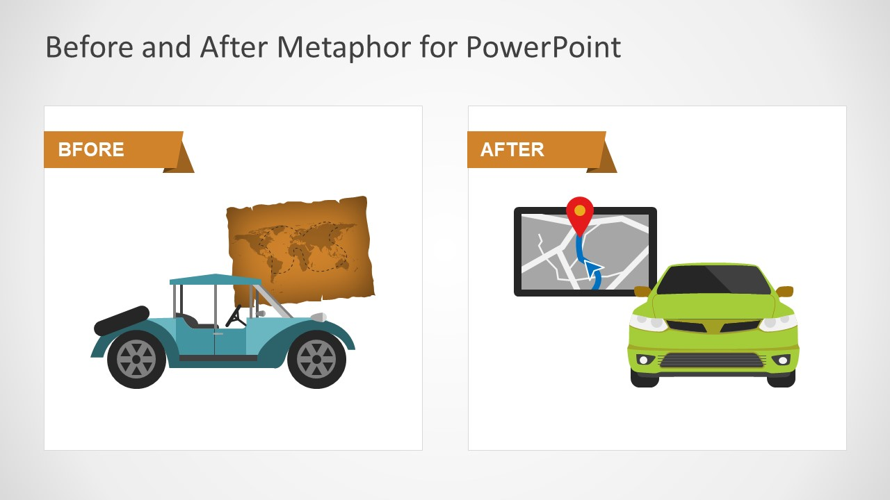 car powerpoint templates, Modern powerpoint