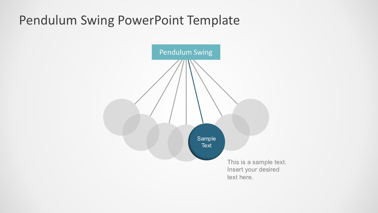 Animated pendulum swing powerpoint templates slidemodel pendulum swing powerpoint slides editable pendulum powerpoint template toneelgroepblik Gallery