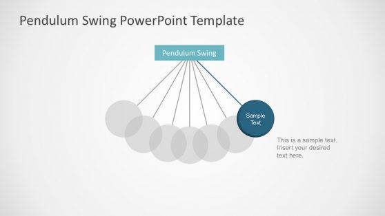 Simple Pendulum Swing Animated Template