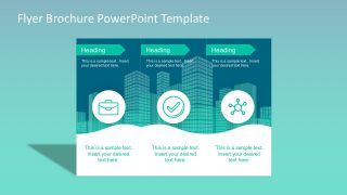 Flyer Brochure Templates for PowerPoint