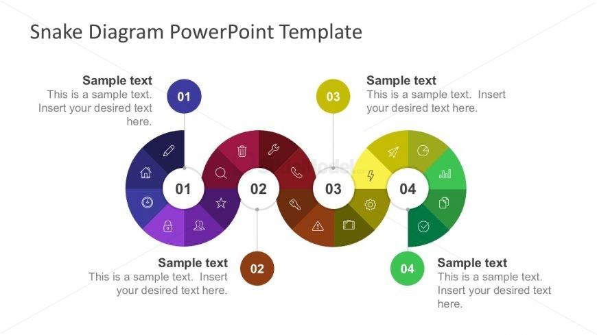 Snake Diagram PowerPoint Slides