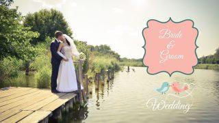 Editable Wedding Photo Slides Template