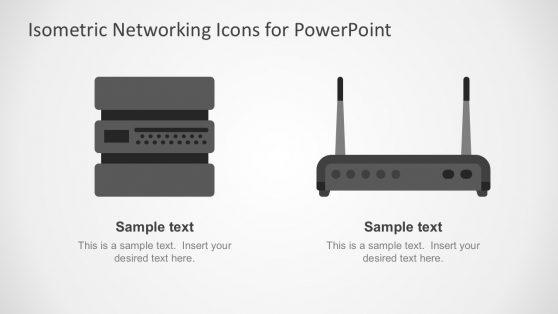 Network Connection Plug Vectors