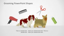 Dog Puppy Grooming Kit