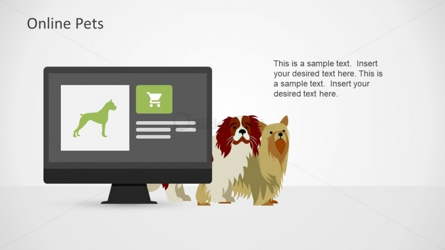 Easy E-commerce Website to Buy Pet