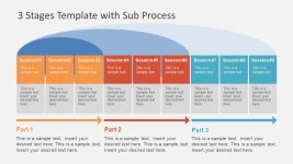 3 Stage Sub Process Template
