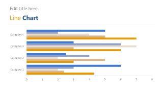 PPT Multiple Bar Chart Template