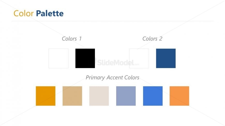 MasterDoc PowerPoint Colors Slide
