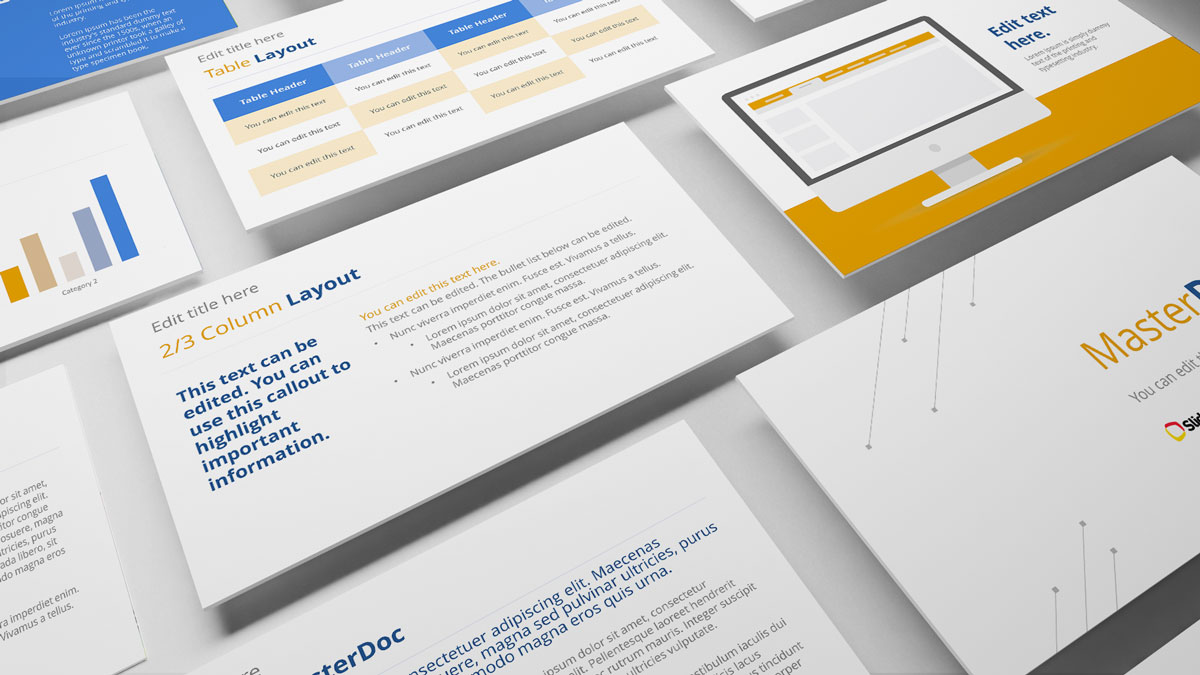 Cover Image for MasterDoc PowerPoint templates