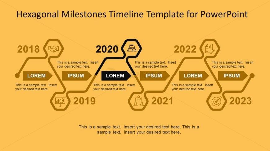 Creative Project Timeline Diagram Slidemodel