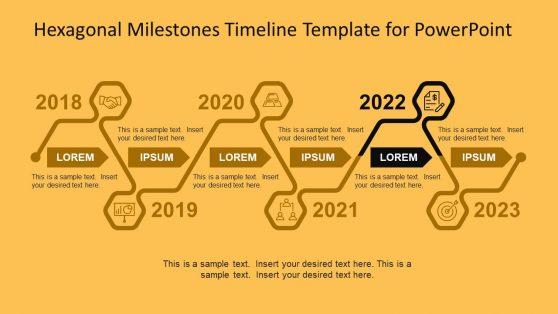 Planning Timeline Template Design