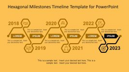 Cool Timeline Template Presentation
