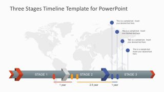 Timeline Presentation PowerPoint Tool