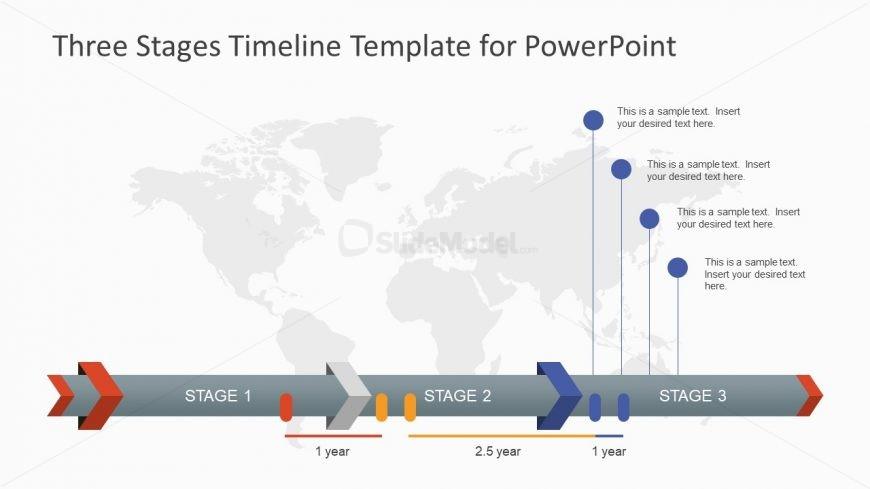 Timeline Presentation PowerPoint Tool