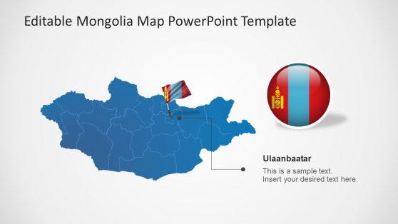 Capital City of Mongolia PPT