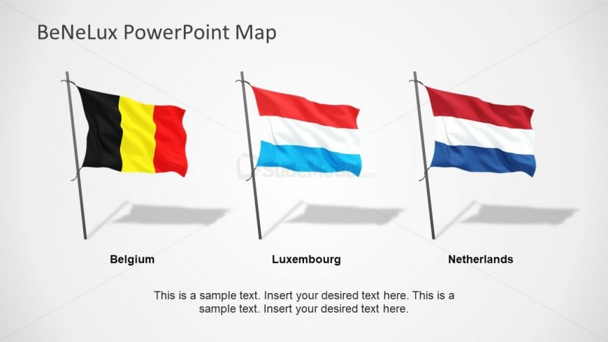 PPT Flag of Belgium Netherlands Luxembourg