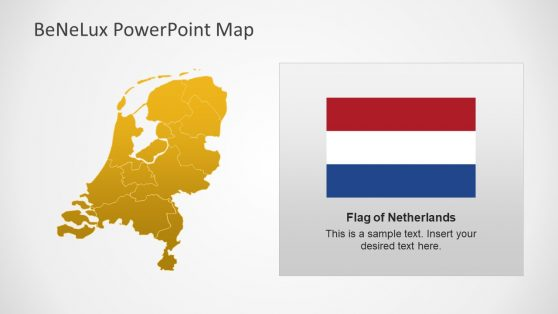 Presentation of Editable Map of Netherlands