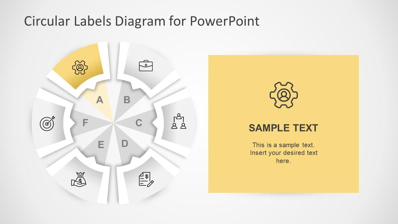 PowerPoint Circular Arrow Diagram