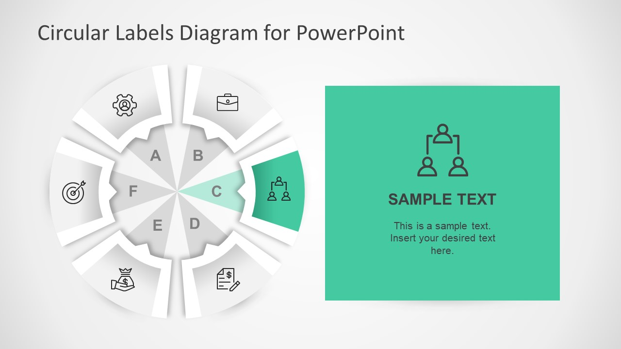 Vector Infographic Presentation of Arrow Shapes