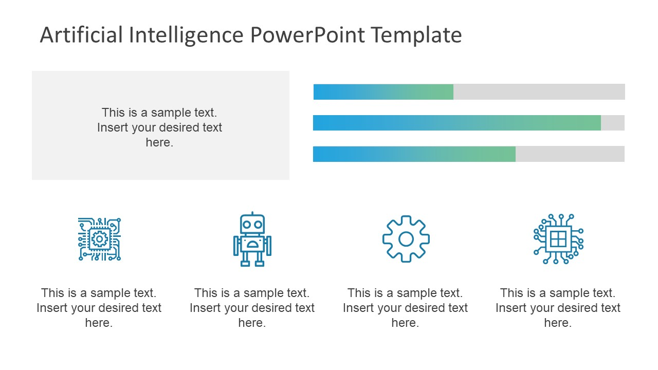 Business intelligence powerpoint template images templates artificial intelligence powerpoint template slidemodel template circuit and robot icon powerpoint alramifo images toneelgroepblik Gallery