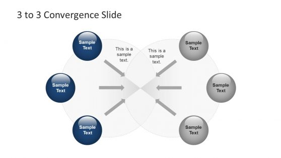 Three Factor PowerPoint of Convergence
