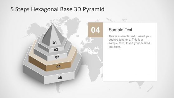Hexagonal Base Template Diagram