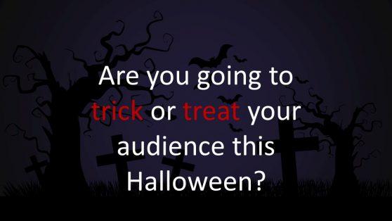 Halloween 2018 Graveyard Presentation