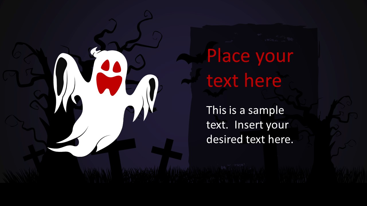 Halloween powerpoint template 2018 slidemodel grim reaper template powerpoint halloween alramifo Choice Image