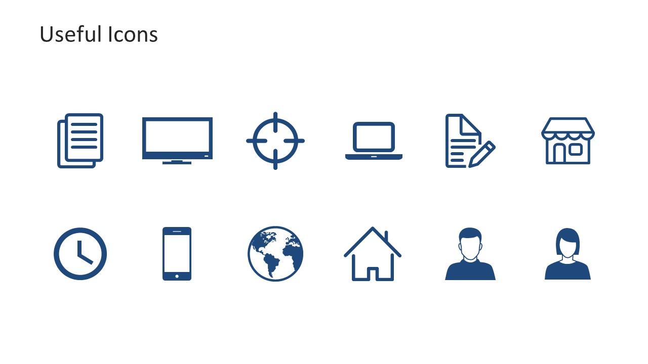 Customer journey powerpoint template slidemodel cross functional process map customer journey editable powerpoint icons template toneelgroepblik Gallery