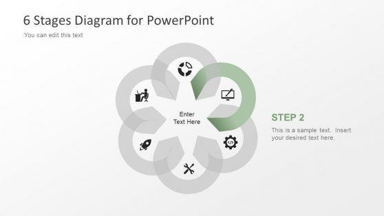 Infographic PowerPoint Planning Process