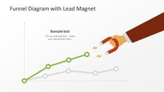 PowerPoint Chart with Lead Magnet