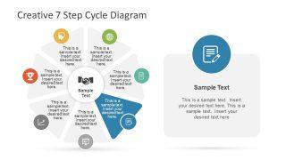 Business Presentation Model Slide