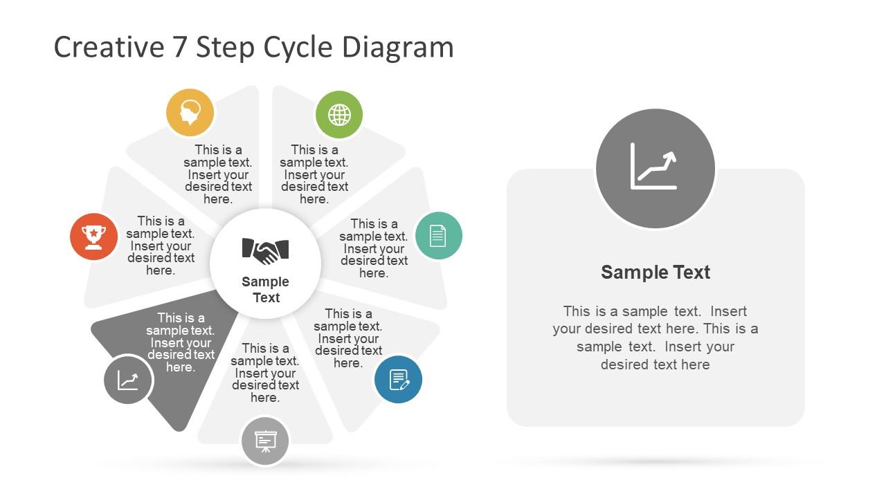 Trend Chart Presentation Diagram