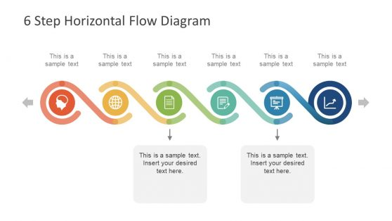Process Flow Diagram of Infographics