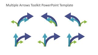 Creative Arrows Slide Toolkit for Presentations