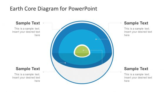 Download diagrams for powerpoint earth core diagram powerpoint template toneelgroepblik Image collections