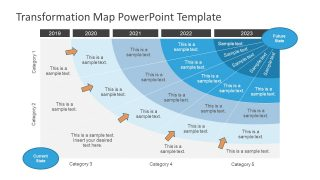 Blue Theme Transformation PowerPoint
