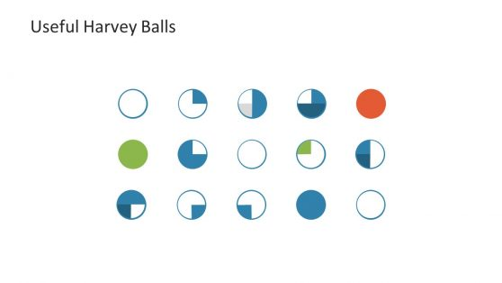Useful Slide of Harvey Balls