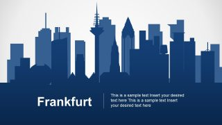 Frankfurt am Main PowerPoint Template